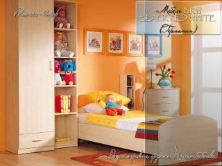 Мебель для детской комнаты Black Red White (BRW)