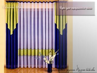 Идеи для оформления окна