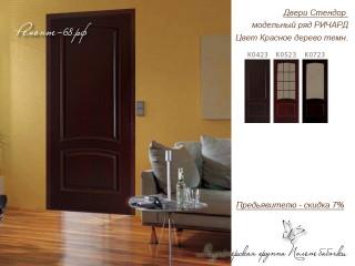 двери в интерьере
