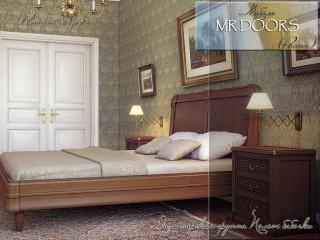 Спальня mrdoors